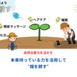 No.4 ヘアケアは「修復」より「畑を耕す」ことから